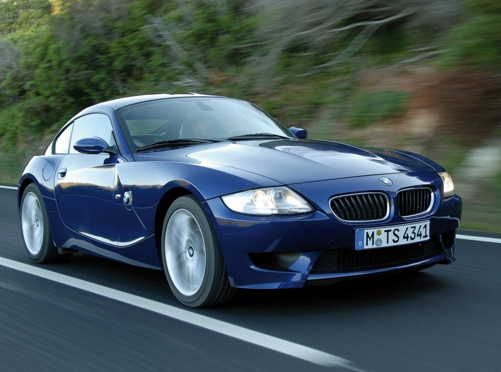 BMW Z4 Coupe (E85) 3.0 si (265 Hp)